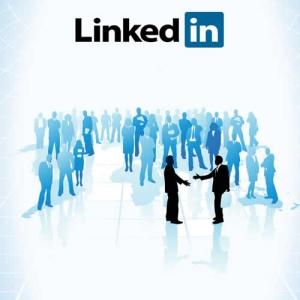 Perfil no LinkedIn