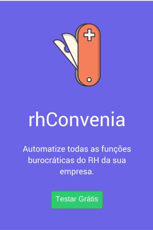 Convenia - Automação Recursos Humanos